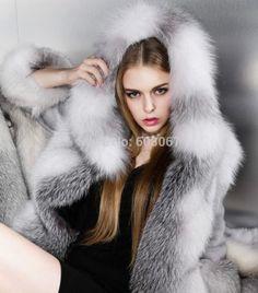 Free Shipping EMS Luxury mink coat
