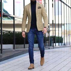 👉 Shop quality men's accessories at www.GentlemensCra… (link is in bio) ! C… 👉 Shop quality men's accessories at www.GentlemensCra… (link is in bio) ! Courtesy of ________________________________… Fashion Mode, Look Fashion, Urban Fashion, Mens Fashion, Fashion Hair, Fashion Details, Street Fashion, Fashion Jewelry, Gentleman Mode
