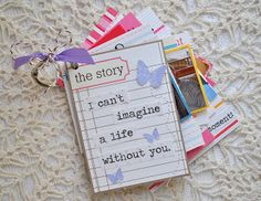 Inspiration: Project Life Using a Filofax by jagged little thoughts