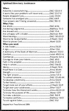 Spiritual Directory Assistance