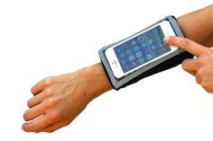 Armband: MyBand Elite Mac armband for iPhone 5S, 5C, 5,4S,4. iPod Touch, Classic & Nano. (Black Large) MyBand http://www.amazon.com/dp/B00KC38WXC/ref=cm_sw_r_pi_dp_mZtsub1CYDK9V