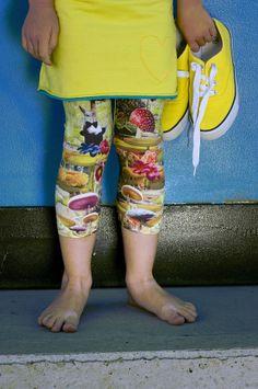 Er was eens..... Bonnie Doon Wonderland #legging