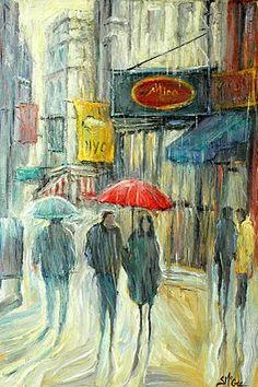 September McGee, American Impressionist Artist: January 2010