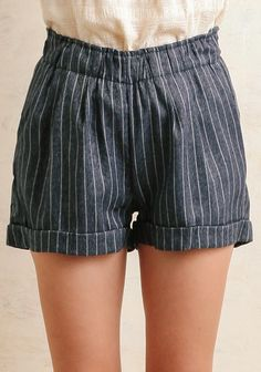 Waterford Striped Shorts