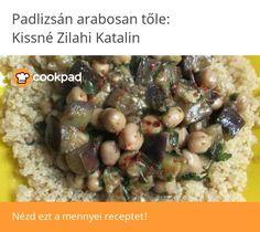 Padlizsán arabosan