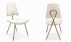 Maxime Dining Chair by Jonathan Adler.