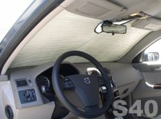 2005-2011 Nissan Pathfinder LE Custom-fit Roll Up Sun Shade