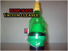 Make a DC Battery Vacuum Cleaner - JACK GONE MADE #4