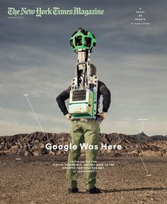 The New York Times Magazine, 15 December 2013