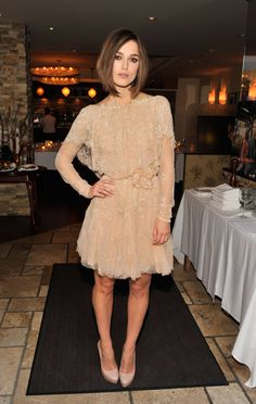 The Keira Knightley Look Book - The Cut