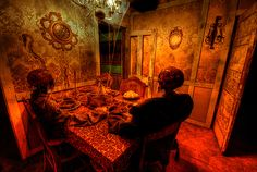 Dallas' scariest haunted houses for Halloween 2014.