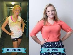 "READ THE DESCRIPTION!!! We've all seen before and after weight loss photos, but how about before and after weight GAIN photos? Brittany beat anorexia after being 15 pounds underweight throughout college, eating 600 calories, and doing 90 minutes of cardio a day. She says, ""I may be fat, but I beat my eating disorder."" #Recovery #Inspiration #Beauty <3"