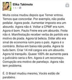 *Por Via Das Dúvidas*: Mudanças Golpistas * Antonio Cabral Filho - RJ