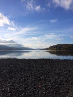 Bala lake in the morning :)   15.11.2014