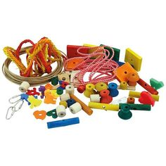 Do It Yourself Toy Kit - Small A pack of assorted toy making materials for you to get creative with.