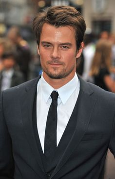 Josh Duhamel, I always forget about him, ugh please forgive me Josh youre still on my list! :) haha