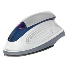 Embark Travel Iron I would buy it, if I had room in my suitcase!   $16.99