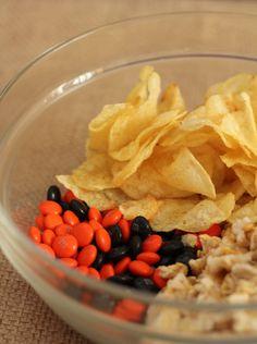 Recipe File: Halloween Compost Cookie