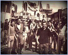 LOS RAPIDOS EN EL DESFILE DE PIRAGUES | Flickr - Photo Sharing!