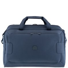 DELSEY - TUILERIES duffle bag #travel #suitcase #blue