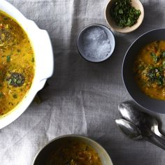 Lentil Meatballs with Indian Fenugreek Sauce recipe on Food52