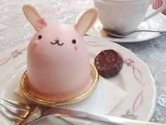 Ok this is to cute to eat | Cute food | Pinterest