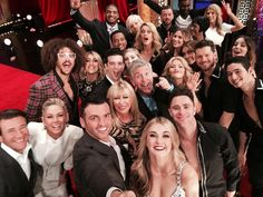 DWTS Pros and new cast! Season 20