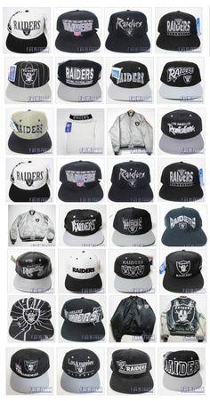 Raiders Gear