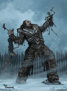 a gallery of HBO's Game of Thrones & George R. Martin's A Song of Fire and Ice fan art designs,. Valar Morghulis, Valar Dohaeris, Dessin Game Of Thrones, Arte Game Of Thrones, Age Of Empires, Winter Is Here, Winter Is Coming, Jon Snow, Norse Mythology