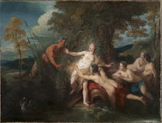 Pan and Syrinx | Cleveland Museum of Art
