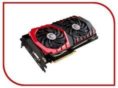 Видеокарта MSI GeForce GTX 1060 1531Mhz PCI-E 3.0 3072Mb 8008Mhz 192 bit DVI HDMI HDCP GTX 1060 GAMING 3G  — 14586 руб. —