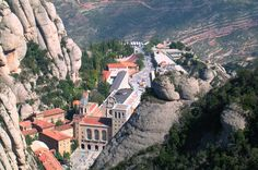 Montserrat Abbey and Caves Private Tour from Barcelona Explore Spain's dramatic countryside on this private 8-hour tour from Barcelona to Montserrat Abbey with an expert guide. You'll see two iconic destinations while learning about the rich history of the area and taking in the beautiful landscape along the way. Learn about the monastery and explore the stalagmites inside the mountain of Montserrat.Start your private 8-hour tour with a pick up from your hotel in Barcelona. Yo...