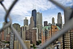 Chicago...want to go and really,really explore the ahhmazing architecture out there