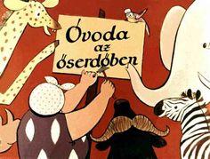 Óvoda az õserdõben Childhood Memories, Snoopy, Fictional Characters, Art, Art Background, Kunst, Performing Arts, Fantasy Characters, Art Education Resources