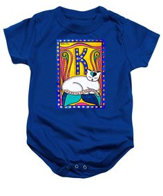 Cats For Kids - Apparel and Gifts. Peace and Love Cat Art baby bodysuit by #dorahathazi cat painting, love, cat, charming, cats, whimsical, cat and heart, for babies, quirky, colorful, gatos, kitty, kitten, feline, fantasy, pet, pets, painting, art, watercolor, beautiful, artwork, sweet, funny, art nouveau, meow, pet, pets, playful, bright, lovely, lovable, catlover, catlovers, cute cat, whimsy cat, cute kitty, colorful cat, alphabet, colorful cats, Dora Hathazi mendes