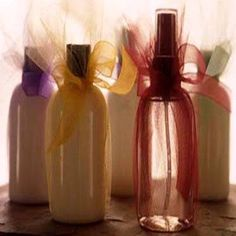 DIY conditioner/ detangler: 1-2 tablespoons of apple cider vinegar to 1 cup of water (and some shampoo recipes)