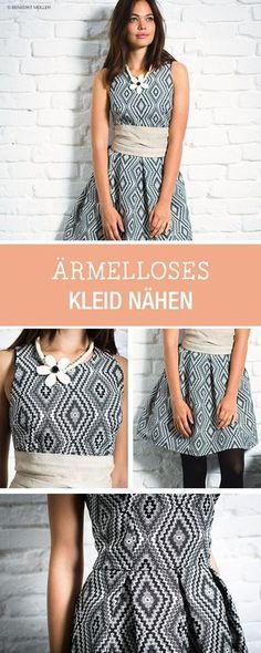 Einfaches Peplum Top | Sew Need To try | Pinterest | Sewing clothes ...