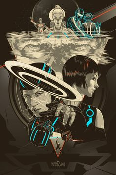 Martin Ansin...Photoshop. Illustrator. Colage. Badass
