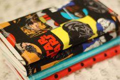 Star Wars burp cloths! $22