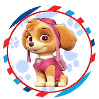 Paw Patrol, Tags, Children, Personalized Candy, Mug, 1 Year, Kids Part, Parties, Boys