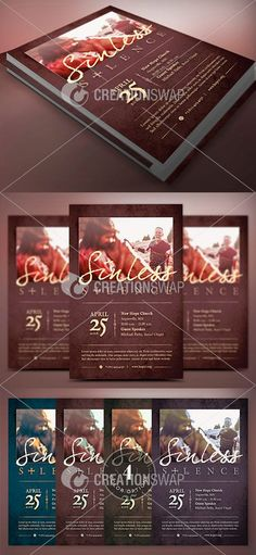 Anniversary Banquet Ticket Template PSD Download here