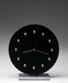 Herman Miller electric clock Gilbert Rohde - Google Search