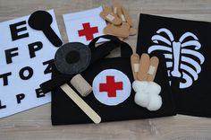 Let's Play Doctor Dramatic Play Ideas Full by JessicaHippDesigns, $65.00