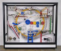 Googlebahn Ball Machine