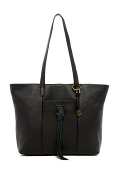 Carmen Leather Tote by Lucky Brand on @nordstrom_rack