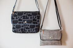 New Pattern! The Traverse Bag - Noodlehead