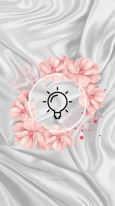 Name Wallpaper, Cute Wallpaper For Phone, Emoji Wallpaper, Kawaii Wallpaper, Wallpaper Backgrounds, Instagram Logo, Free Instagram, Instagram Story Ideas, Boutique Decor