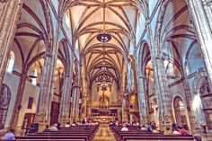Iglesia Magistral de los Santos Justo y Pastor by Ronald Arevalo on 500px Barcelona Cathedral, Building, Travel, Temple, Monuments, Buildings, Pastor, Antigua, Cities