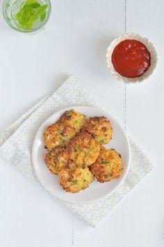 bloemkool nuggets