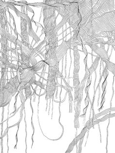 #inkonpaper #artist #ulrikewathling #montblanc #artwork #drawing